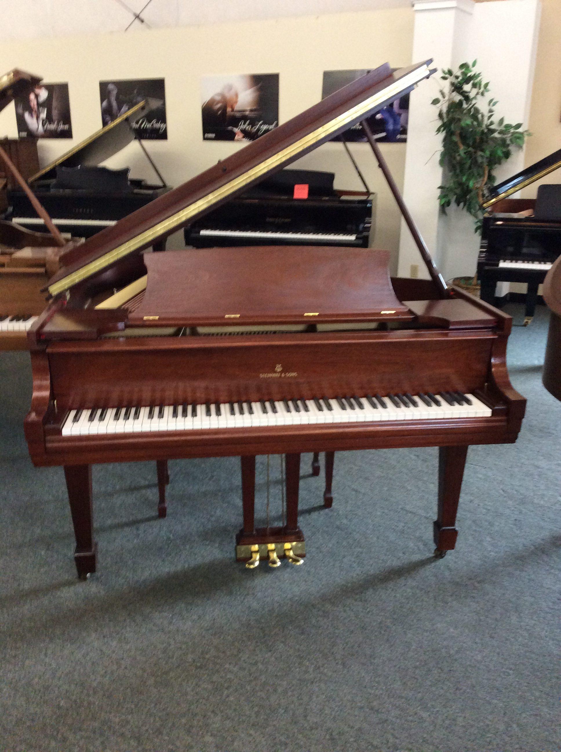 Steinway S Baby Grand Piano