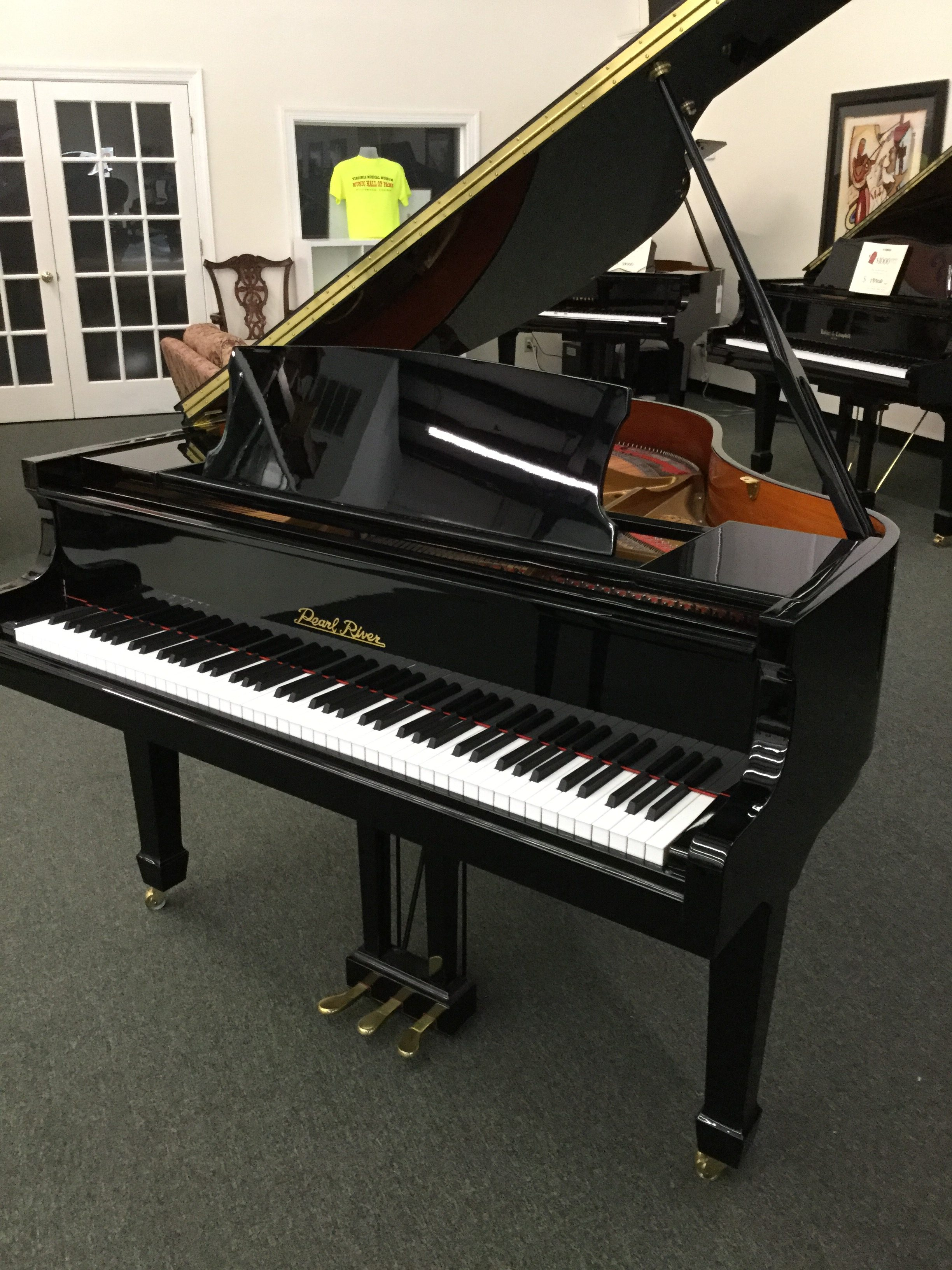 Pearl River Baby Grand